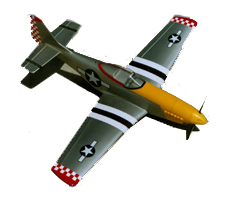 P51D Mustang for 704 Combat